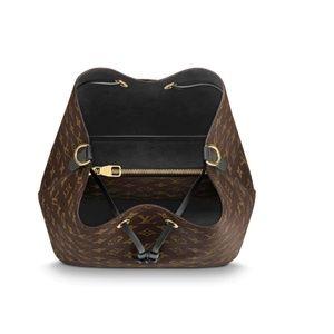 Louis Vuitton Bags - Authentic Neonoe LV Monogram Handbag w/ Box